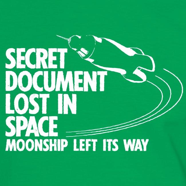 Kadonneen asiakirjan (valkoinen)