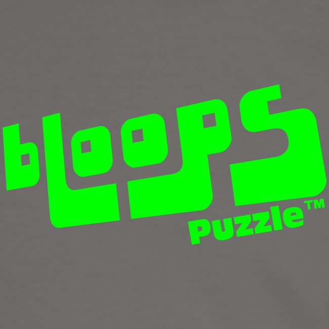 "Women's Organic Tank Top ""bLoops Puzzle™"""