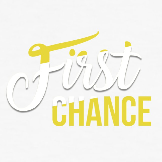 Logo Album First Chance