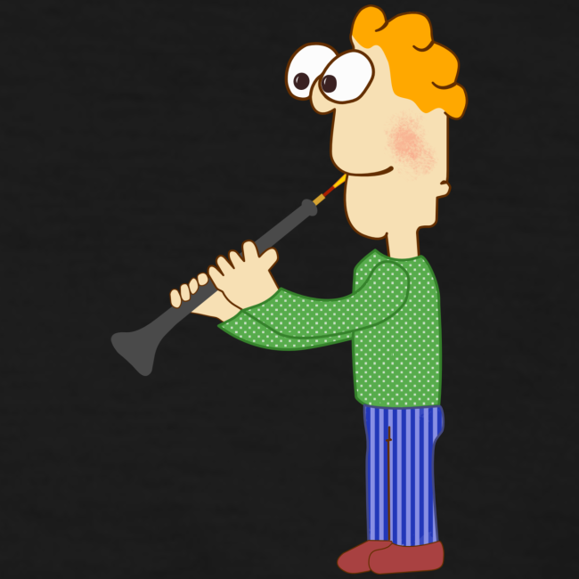 oboe man