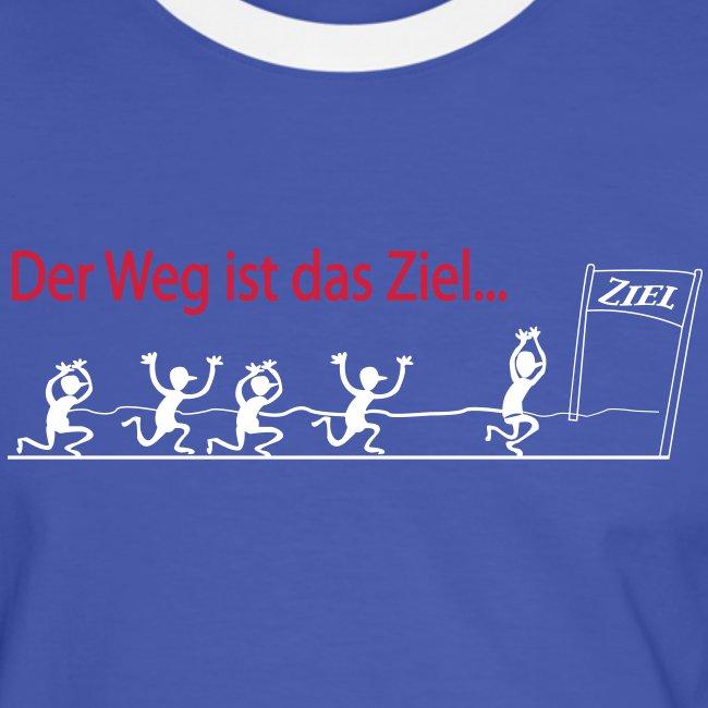 Der Weg ist das Ziel - Marathon