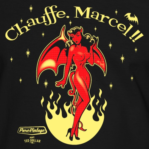 Chauffe Marcel - T-shirt contrasté Homme