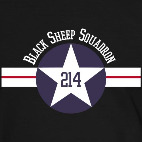 WMF 214 squadron - T-shirt contrasté Homme