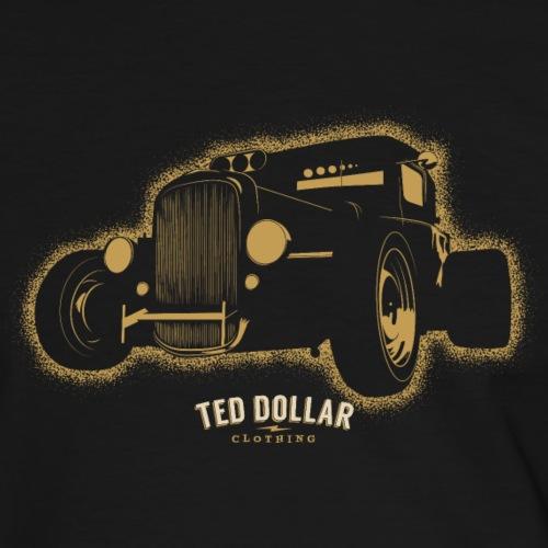 Hotrod - T-shirt contrasté Homme