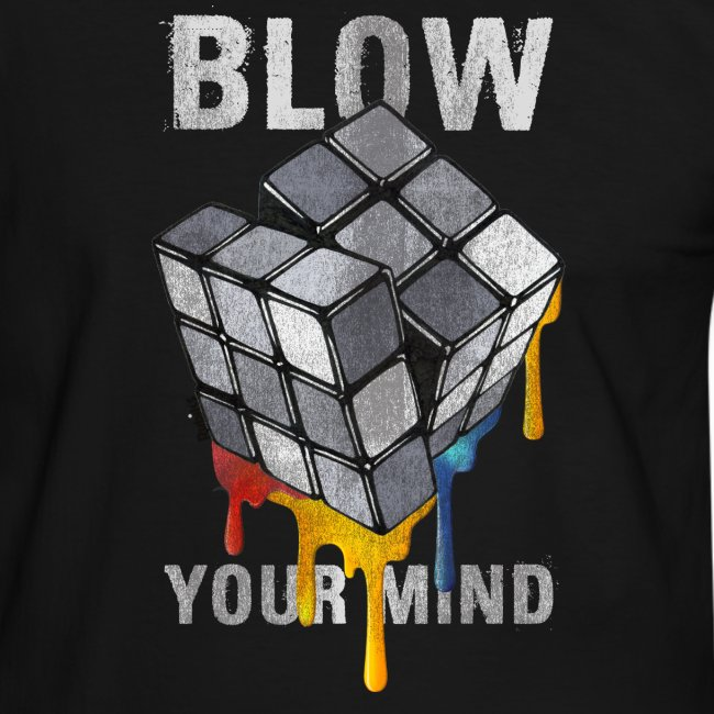 Rubik's Cube Blow Your Mind
