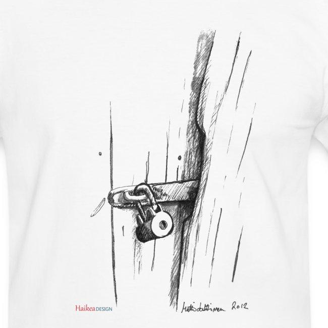 Vajan lukko / Lock of the Shack