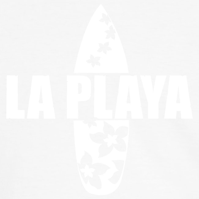 Surfboard La Playa T-Shirts