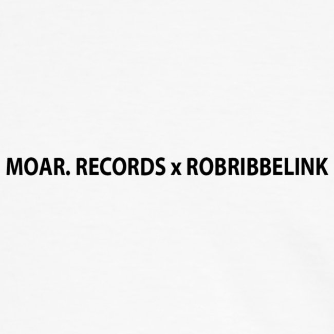 MOAR. Records x RobRibbelink phone case