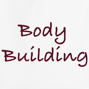 body building - Premium-Luvtröja barn