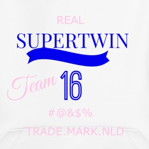 super Twin transparent - Kids' Premium Hoodie