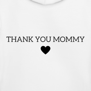 Thank you mommy - Kids' Premium Hoodie
