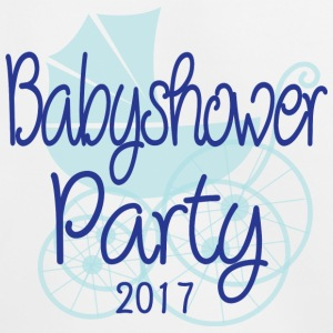 Baby Shower Party 2017 - Kids' Premium Hoodie