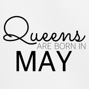 Happy Birthday: Queens are born in May - Kinder Premium Hoodie