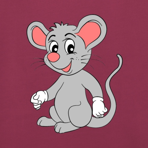 Maus - Kinder Premium Hoodie