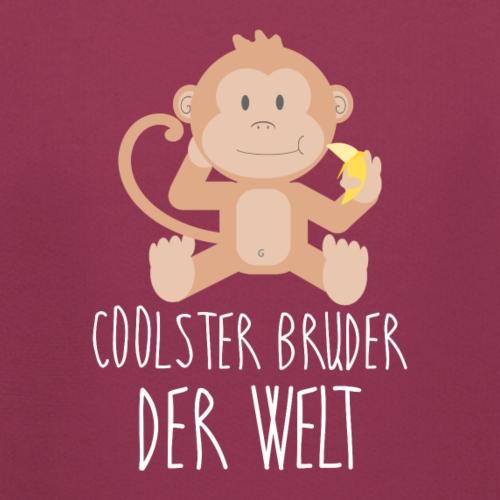 Coolster Bruder Der Welt Affe Geschwister - Kinder Premium Hoodie
