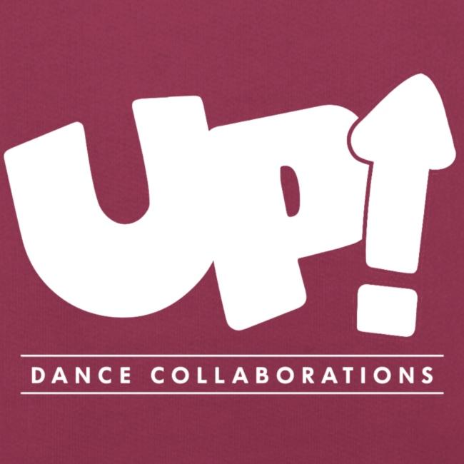 Up Dance White Logo