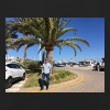 Volker auf Mallorca am Hafen - Kinder Premium Hoodie