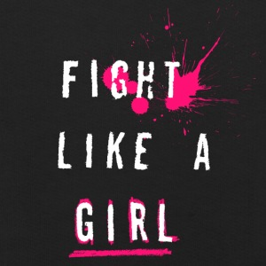 Fight Like A Girl - Premium-Luvtröja barn