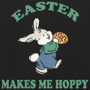 Easter Makes Me Hoppy - Kids' Premium Hoodie