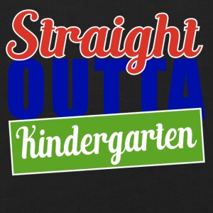 KINDERGARTEN - STRAIGHT OUT - Kinder Premium Hoodie