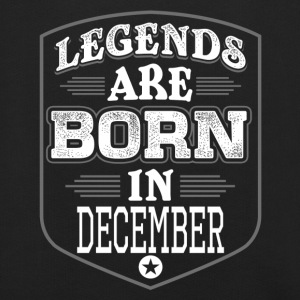 Legends December födelsedag - Premium-Luvtröja barn