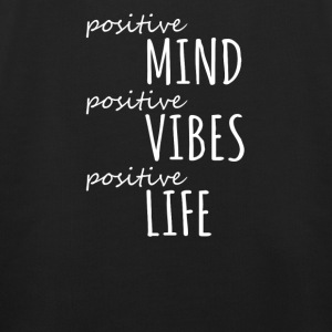 positive MIND, positive VIBES, positive LIFE! - Kids' Premium Hoodie