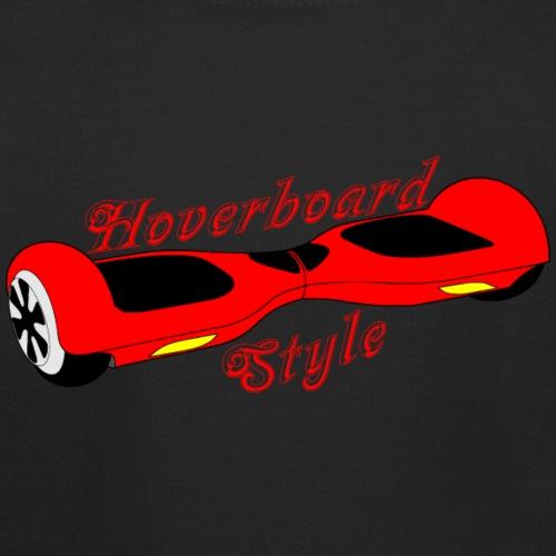 Hoverboard rot-schwarz - Kinder Premium Hoodie