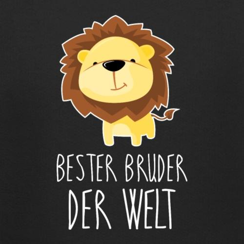 Bester Bruder der Welt Brüder Partnerlook Löwe - Kinder Premium Hoodie