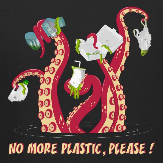 No more plastic !