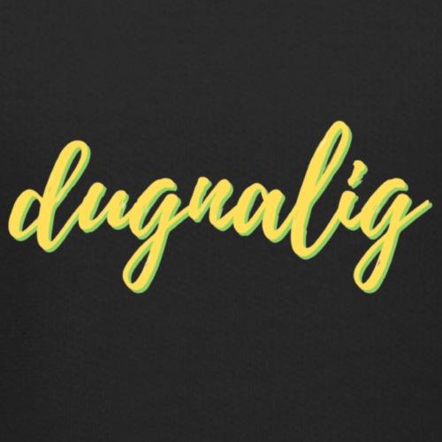dugnalig - Premium hættetrøje til børn