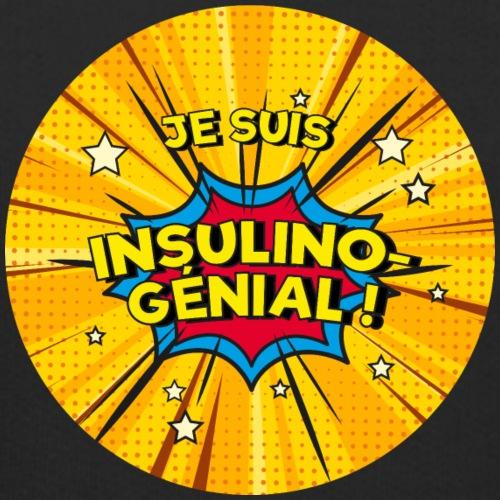 Insulino-génial ! - Pull à capuche Premium Enfant