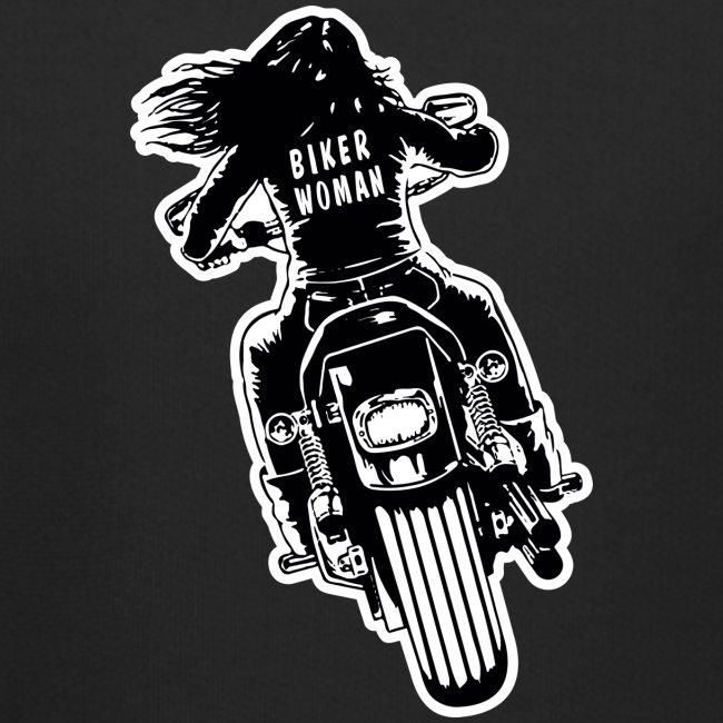 Biker Woman