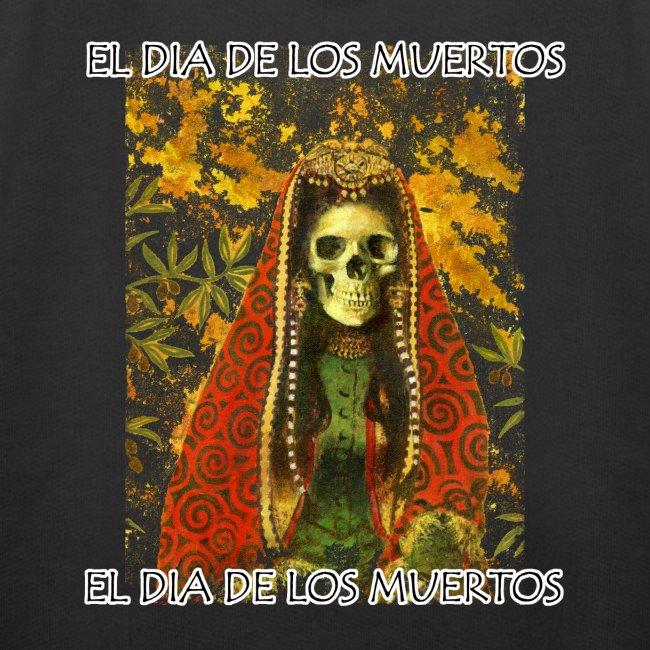 El Dia De Los Muertos Skeleton Design
