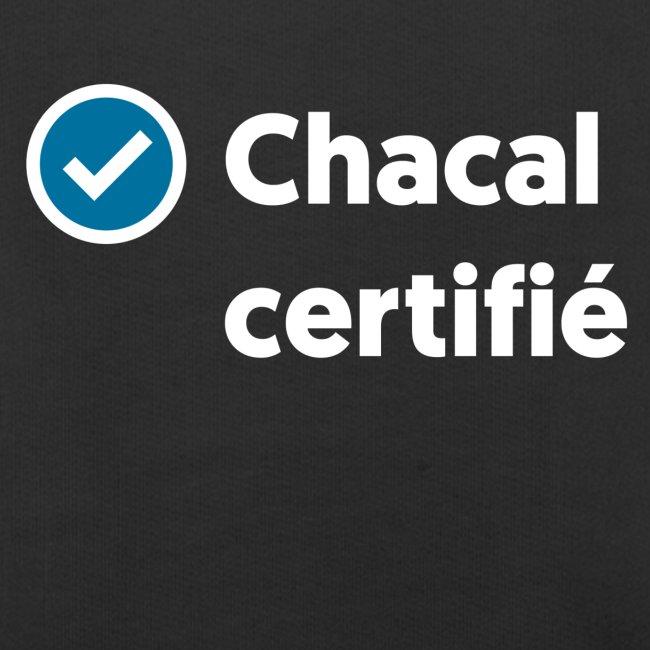 Chacal certifié