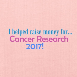 CANCER RESEARCH 2017! - Premium-Luvtröja barn