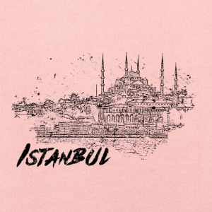 Istanbul - city view sketch - Kids' Premium Hoodie