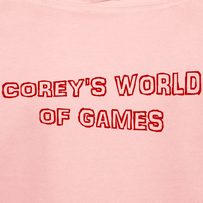 Coreys World Of Games Red