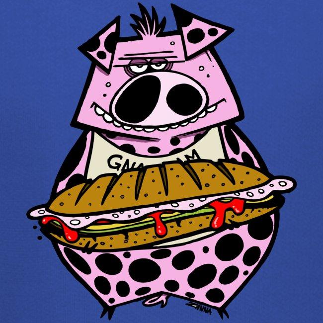 pig vs pig col