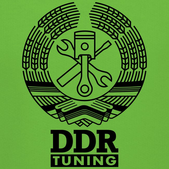 DDR Tuning Coat of Arms 1c