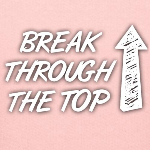 BreakThroughTheTop - Kids' Premium Hoodie