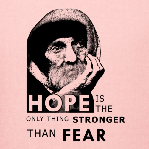 Never Lose Hope - Kinder Premium Hoodie