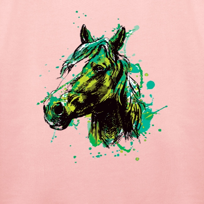 Pferd Pferde Kopf Mähne Reiter Liebe Splash