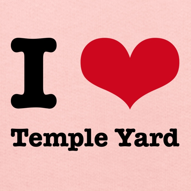I love Temple Yard
