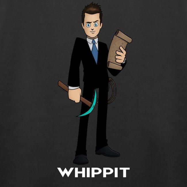 ChrisWhippit Spel avatar (Vit text)