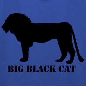big black cat - Kinder Premium Hoodie