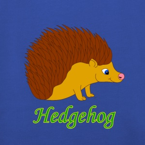 Vector illustration Hedgehog - Kids' Premium Hoodie