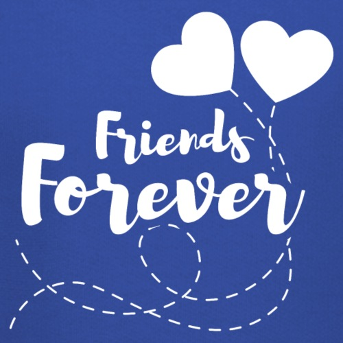 Friends forever Geschwister Zwillinge Partnerlook - Kinder Premium Hoodie