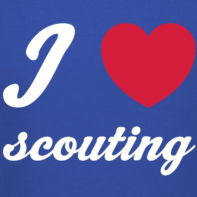 I love scouting