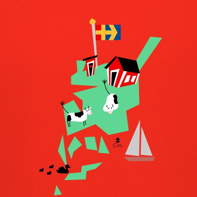 Åboland × Eva: Livet på landet