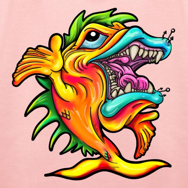 Rock & Roll Singing Fish